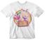 RAINBOW T-Shirt George Oh Dear vous êtes Naughty Tee Drôle Cool Cadeau 80 S Rétro