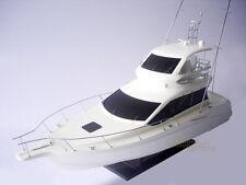 "Handcrafted Toyota Ponam Model Yacht 25"" Display Ready NEW!!!"