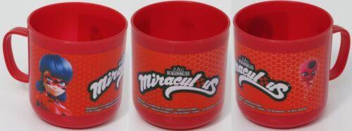 NEW Children/'s Miracle Lady Bug Plastique Tasse de voyage réutilisable Filles Enfants