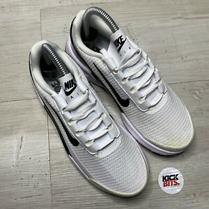 Nike Air Max Jewell White Trainers Size