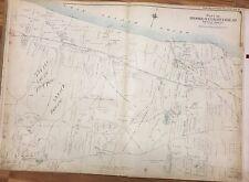 1909 WADING RIVER SHOREHAM RIVERHEAD WARDENCLYFFE TESLA TOWER LI NY ATLAS MAP