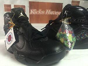 free shipping d4ae1 b3068 Image is loading Nike-Air-Jordan-Retro-8-VIII-Confetti-Champ-