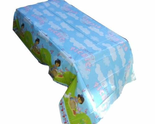 for a party 137 x 259cm Dora the Explorer Plastic table cover