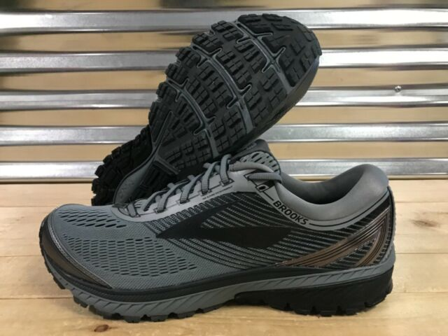 0abc31bbd76 Brooks Ghost 10 Running Shoes DNA 3M Dark Grey Black SZ ( 1102571D034 )