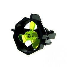 3 x Lego System Schraube schwarz 3 Blatt 3 Diameter Propeller 604126 6041