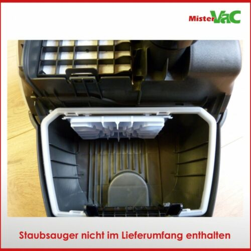 10x Staubsaugerbeutel Filter geeignet Siemens VSQ5X12M1 Q 5.0 extraklasse