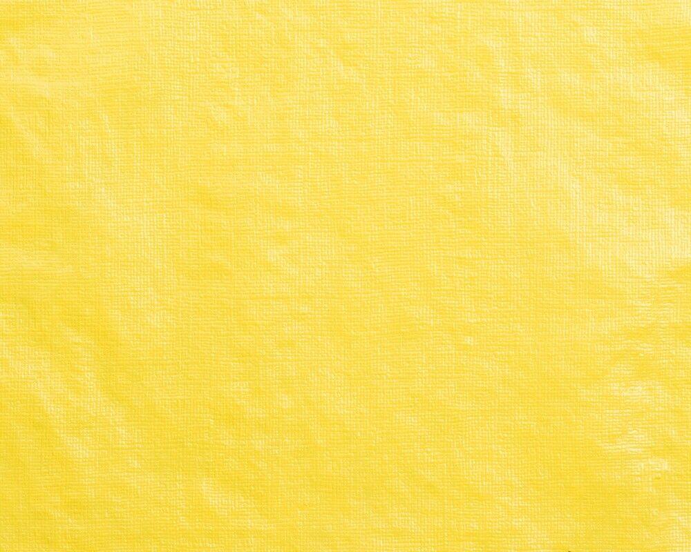 25 Yds Bulk Roll Vinyle Nappe, solide jaune 54