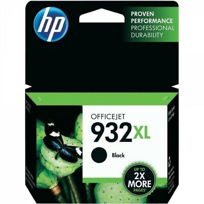 Original HP 932XL Black Ink Cartridge (CN053AE) 6100ePrinter, 6600e, 6700