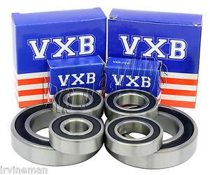 HONDA TRX Front 250X 300EX 400EX 250R Deep Groove Radial Ball Bearings