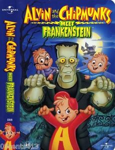 alvin and the chipmunks meet wolfman 2000 vhs