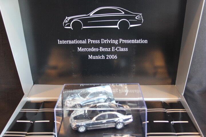 Carrera Mercedes-Benz E-Class 1 32 chrome  Munich 2006  (JS)