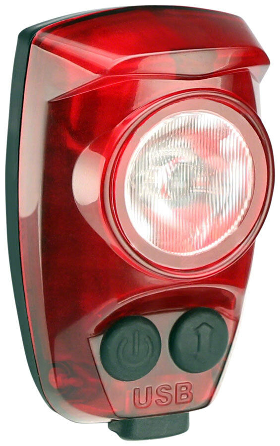 Cygolite Hotshot Pro 200 LED Rear Tail  Light USB Rechargeable Battery  new branded