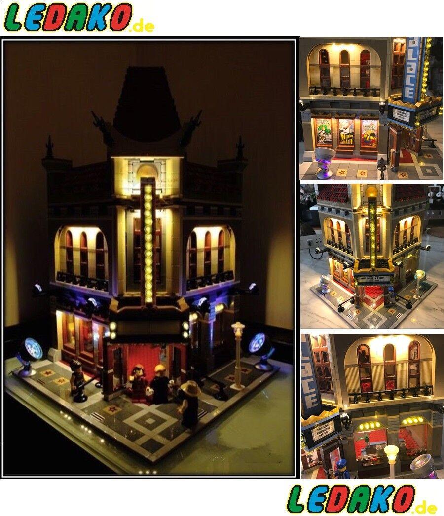 DEL Beleuchtungsset pour LEGO ® pour 10232 Palace Cinema de  ledako lumière Kit  Dans votre attente