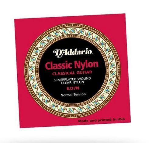 DAddario EJ27N Classic Nylon Normal Tension
