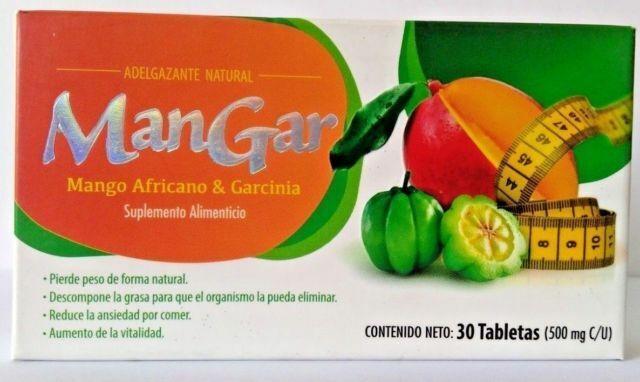 garcinia con mango africano