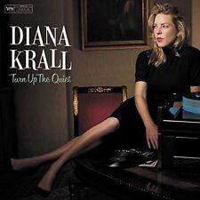 Turn Up the Quiet [2LP] - Diana Krall (Vinyl w/Download, 2017, 2 Discs, Decca)