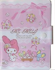 My Melody Plush Doll Registration Insurance Card Passport Holder Case Sanrio