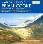 Havergal Brian: Symphonies Nos. 6 & 16; Arnold Cooke: Symphony No. 3 (CD, Feb-2008, Lyrita)