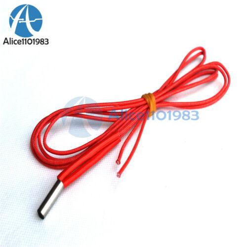 10PCS Reprap 12v 30W Ceramic Cartridge Wire Heater For Arduino 3D Printer Prusa