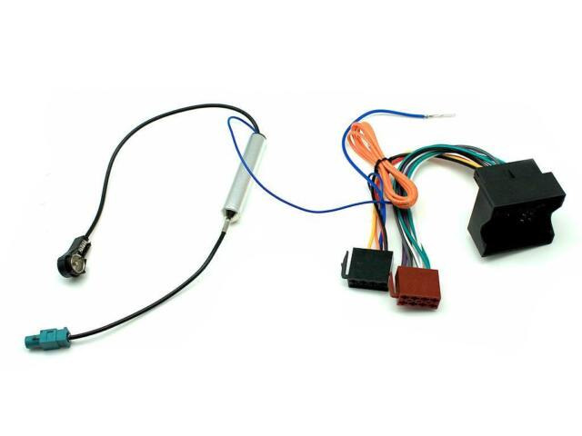 Sensational Peugeot 207 Cd Radio Stereo Headunit Iso Wiring Harness Lead Adaptor Wiring Digital Resources Funiwoestevosnl