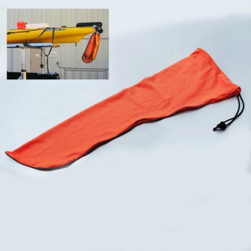 Kayak Safety Flag Long Load Travel Safety Flag for Canoes /& SUP Transport