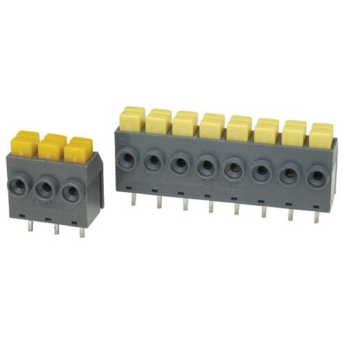 TERMINALI morsetti componibili 2 /& 3 VIE ideale per Raspberry Pi /& Arduino venditore del Regno Unito