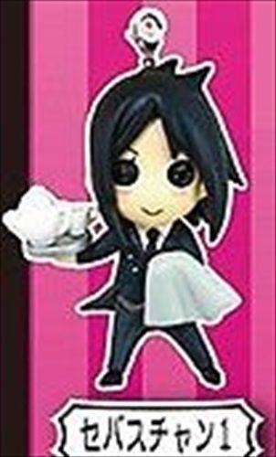 Movic Kuroshitsuji Black Butler Colorful Collection Mascot Charm Figure