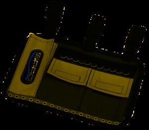 Bootstasche für Pilker /& Jigs Relingtasche zum Pilkangeln Spro Boat Organizer