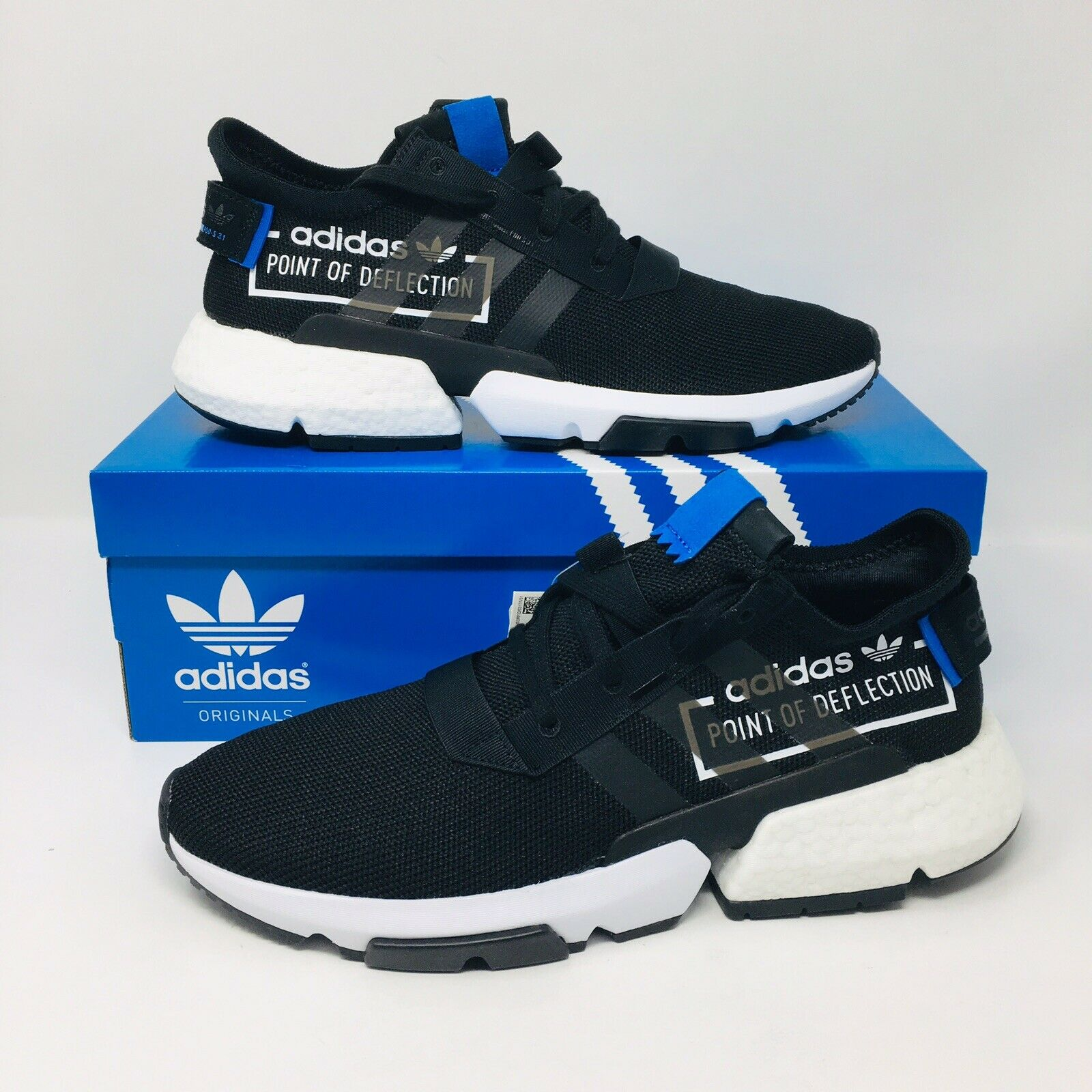 NEW Adidas Originals Point Of Deflection (Men Size 11) Running shoes Boost NMD