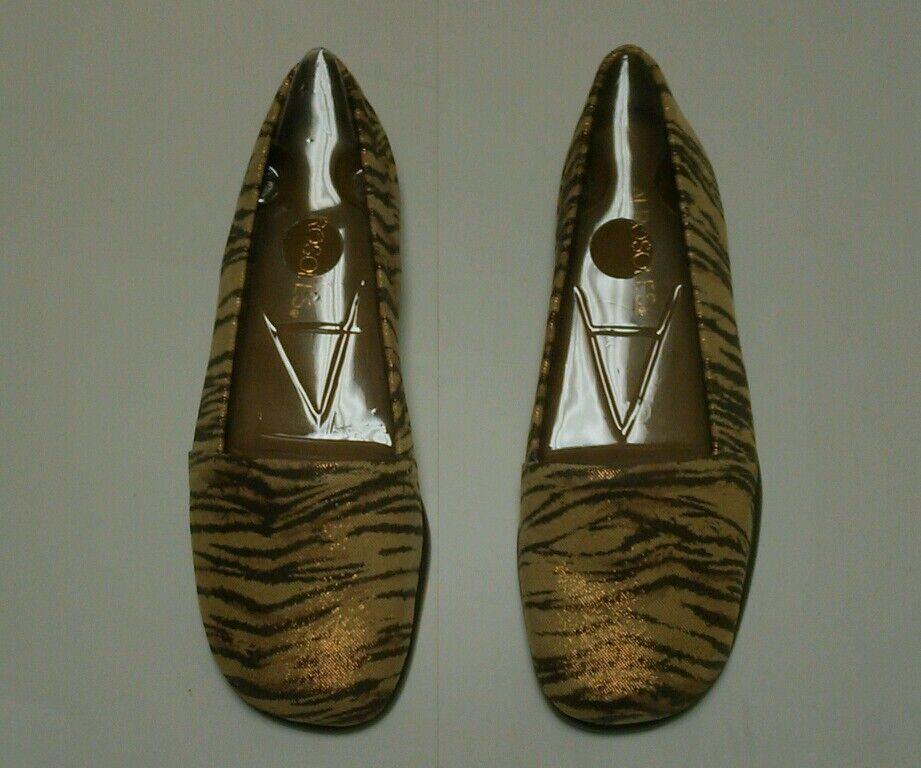 Aerosoles Aerosoles Aerosoles Mr Softee Women's Tiger Tan print Shoes flats Size 6 M ae4c8b