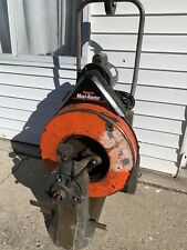General Wire Maxi Rooter Drain Sewer Cleaning Machine With Cable Good Working