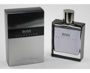 17a11b2775 Boss Selection Cologne by Hugo Boss 3.0 oz EDT Spray for Men New In ...