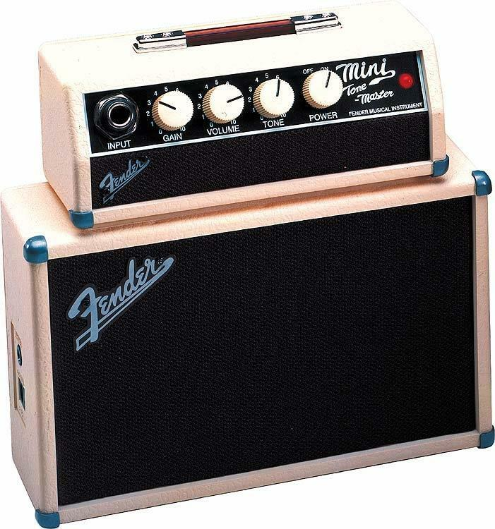Fender Mini Mini Mini Tonemaster práctica 1W amp, tan Marrón  Envíos y devoluciones gratis.