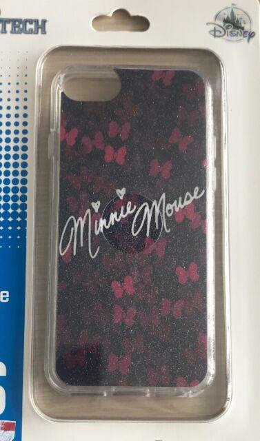 sports shoes 358e2 3879c Disney Parks D-tech Minnie Mouse Pink iPhone Case 7/6/6s Wallet