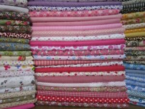 Fabrics-Stash-Cotton-Charm-Packs-Stylish-Design-Sew-Patchwork-Quilting-50-Pieces