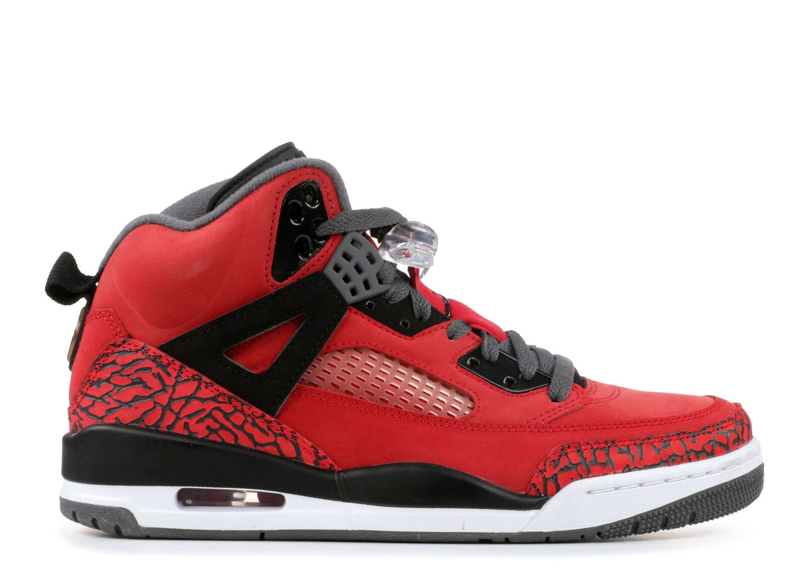 Nike air jordan spizike toro bravo fuoco rosso dimensioni 315371-601 1 2 3 4 5 6