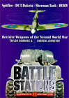 Battle Stations: Decisive Weapons of World War Two by Andrew Johnston, Taylor Downing (Hardback, 2000)