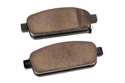 Disc Brake Pad Set-Ceramic Disc Brake Pad Rear ACDelco Advantage 14D1352CH