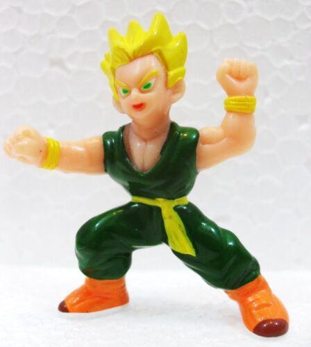 3,6 Dragon Ball GOHAN figura gomma//plastica morbida misura cm
