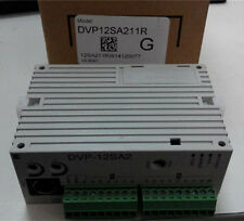 DVP12SA211R Delta SA2 Series Advanced PLC DI 8 DO 4 Relay 24VDC new in box