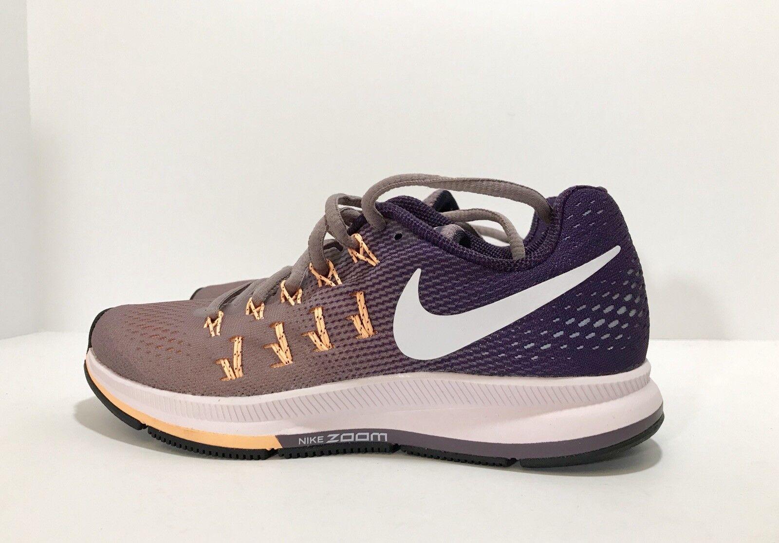 Women's Nike Air Zoom Pegasus 33 Shoes Running Shoes 33 Purple/Smoke Size 5.5, 831356-500 46dc76
