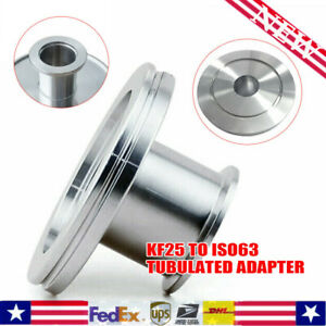 KF25-to-ISO63-Tubulated-Adapter-Reducer-S-S-Vacuum-Pump-Flange-Fitting