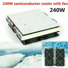 12v Semiconductor Refrigeration Cooler Thermoelectric Peltier Cold Plate 240w