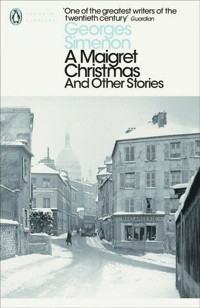 Maigret Christmas : And Other Stories, Paperback by Simenon, Georges; Coward,...