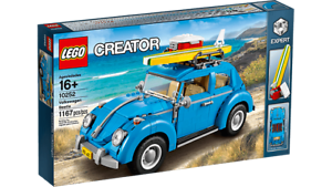 LEGO Creator 10252 Volkswagen Beetle V29-Brand New-FREE UK Delivery