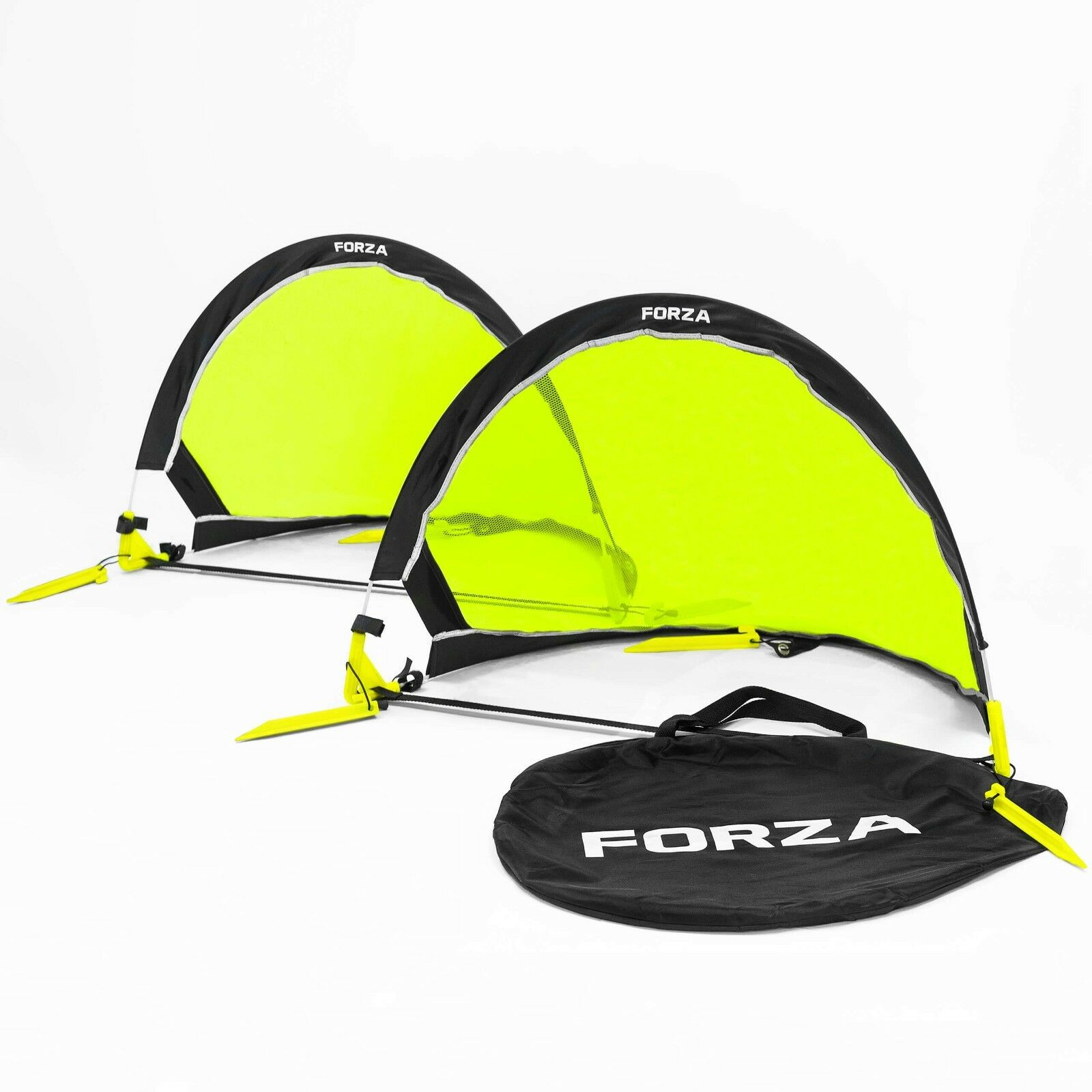 Forza Drone Racing Gates [Pair]   3 Sizes   Pop-Up FPV Race Gates with Carry Bag