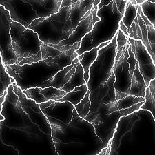 1m Lightning Storm (lig1) 100cm Hydro Monos hidrográficos de transferencia de agua de película
