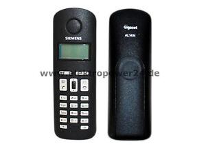 Mobilteil-Handset-Handteil-fuer-Siemens-Gigaset-AL140-AL14H-AL145-Telefon-Akku