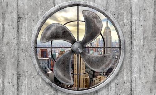 3094 -Manhattan USA Stadt Skyline City Taxi Rock XXL VLIES Fototapete-NEW YORK-