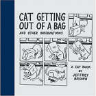 Cat Getting Out of a Bag and Other Observations by Jeffrey Brown (Hardback, 2007)